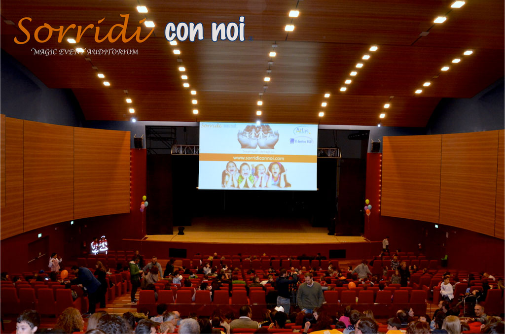 Isernia - Auditorium Magic Event