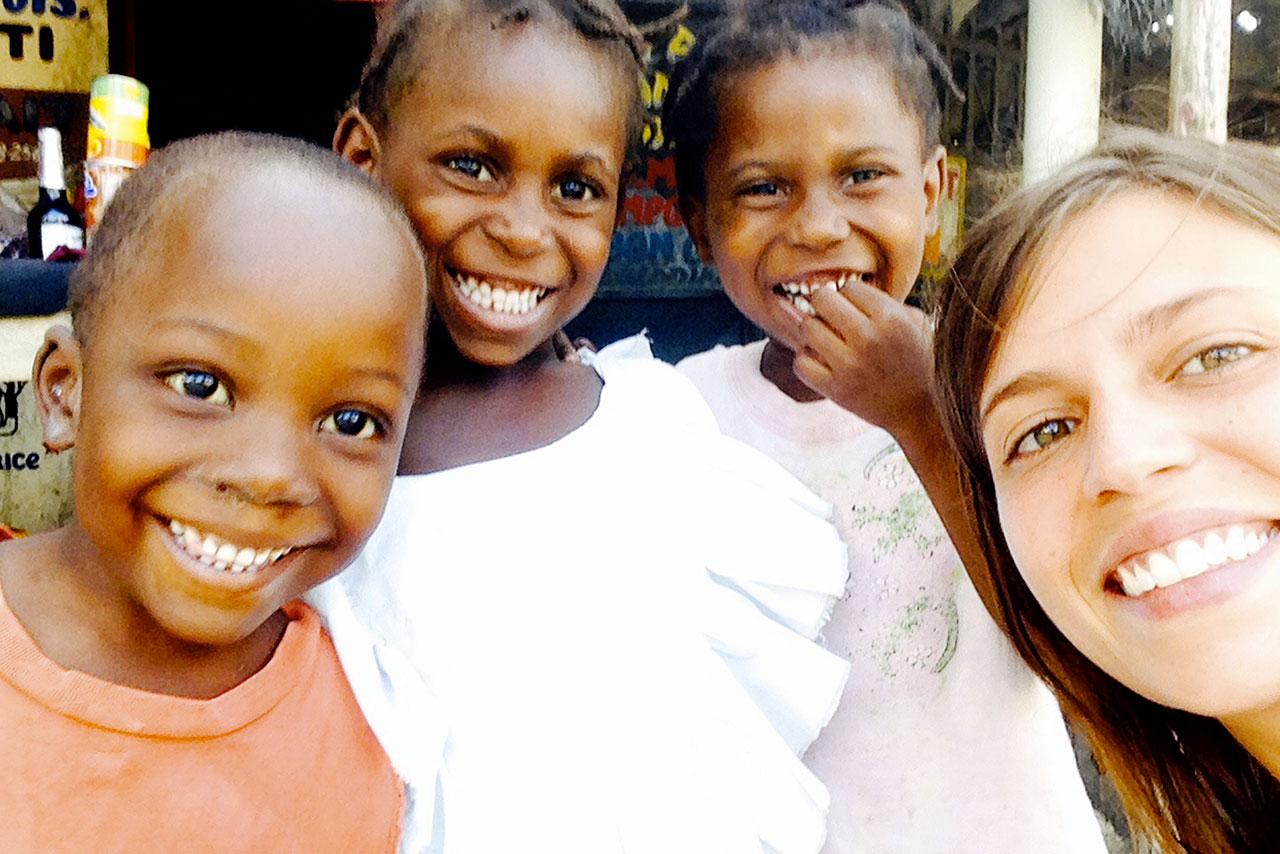 Progetto silidarietà ad Haiti