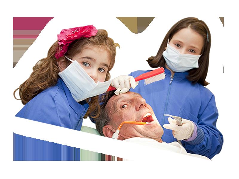 percorso di prevenzione dentale Sorridi con Noi